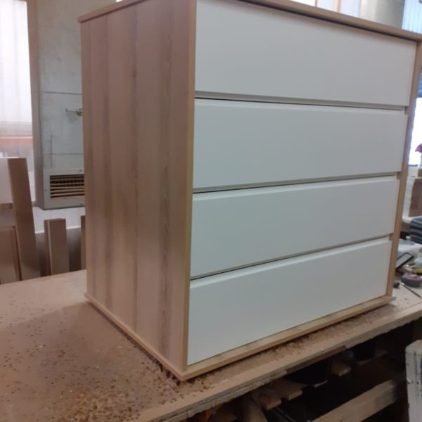 Chest Of Drawers and Pedestals